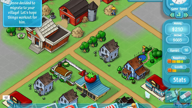 Happyville: Quest for Utopia Screenshot 3