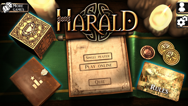 Harald: A Game of Influence Screenshot 1