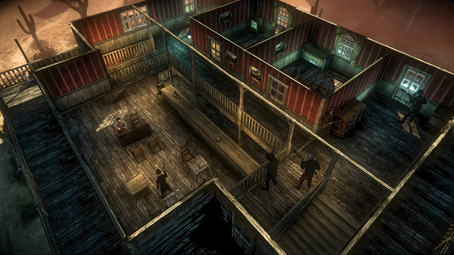 Hard West Screenshot 5