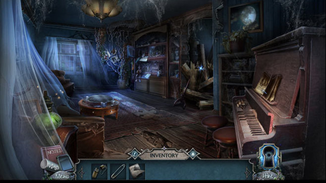 Harrowed Halls: Hell's Thistle Collector's Edition Screenshot 1