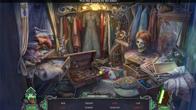 Harrowed Halls: Lakeview Lane Collector's Edition Screenshot 2
