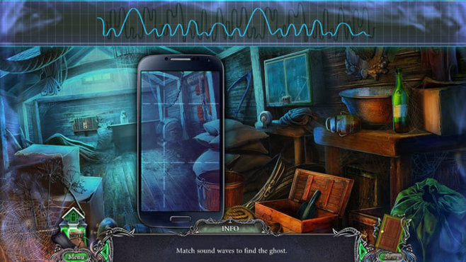 Harrowed Halls: Lakeview Lane Collector's Edition Screenshot 5