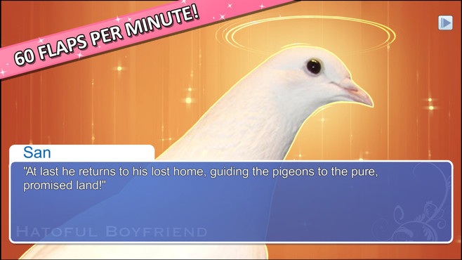 Hatoful Boyfriend Screenshot 5