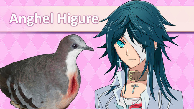 Hatoful Boyfriend Screenshot 6