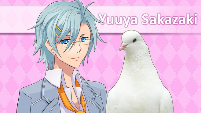 Hatoful Boyfriend Screenshot 8