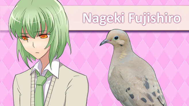 Hatoful Boyfriend Screenshot 11