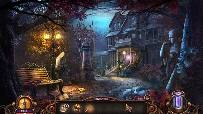 Haunted Hotel: Ancient Bane Collector's Edition Screenshot 5