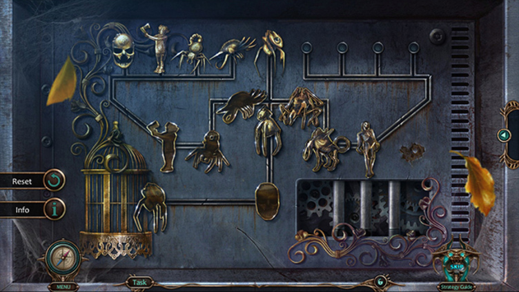 Haunted Hotel: Beyond the Page Collector's Edition Screenshot 3
