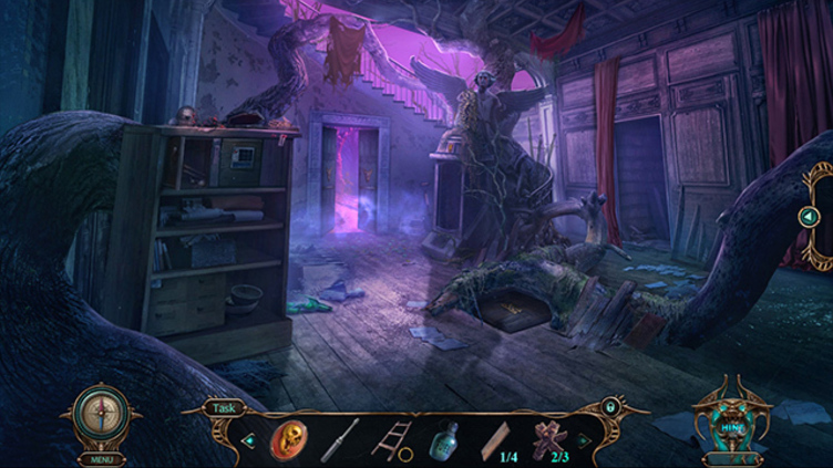 Haunted Hotel: Beyond the Page Collector's Edition Screenshot 6