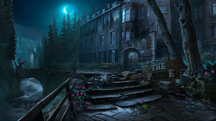 Haunted Hotel: Beyond the Page Collector's Edition Screenshot 1