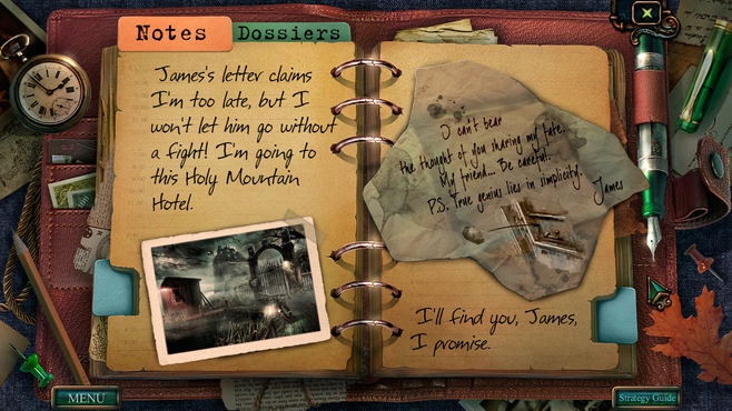 Haunted Hotel: Death Sentence Collector's Edition Screenshot 6