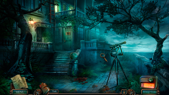 Haunted Hotel: Death Sentence Collector's Edition Screenshot 1