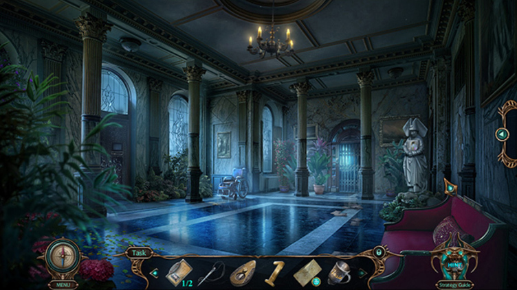 Haunted Hotel: Lost Time Collector's Edition Screenshot 1