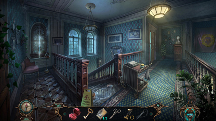Haunted Hotel: Lost Time Collector's Edition Screenshot 6