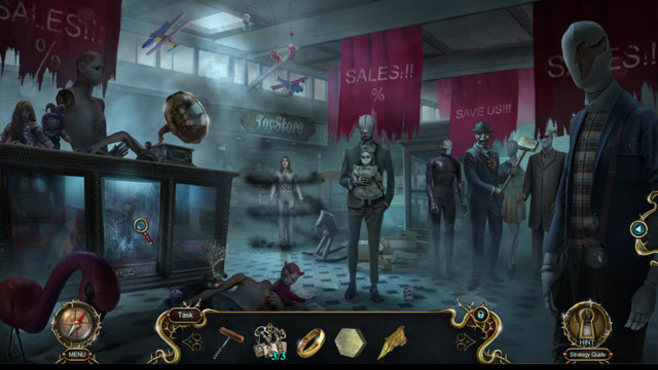 Haunted Hotel: Personal Nightmare Collector's Edition Screenshot 1