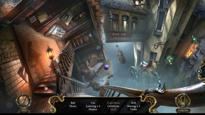 Haunted Hotel: Personal Nightmare Collector's Edition Screenshot 4
