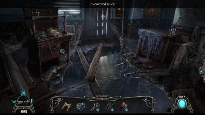 Haunted Hotel: Silent Waters Collector's Edition Screenshot 2