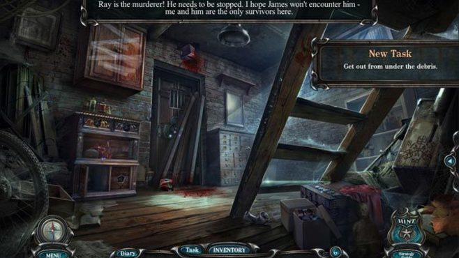 Haunted Hotel: The Axiom Butcher Collector's Edition Screenshot 3
