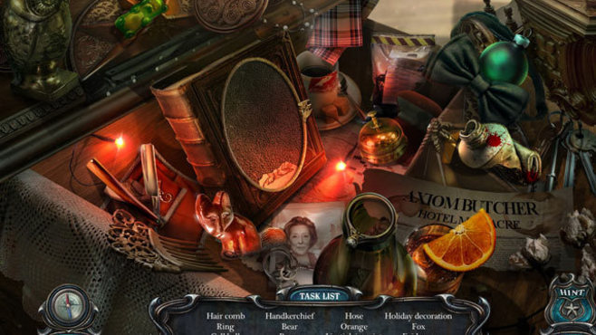 Haunted Hotel: The Axiom Butcher Collector's Edition Screenshot 4