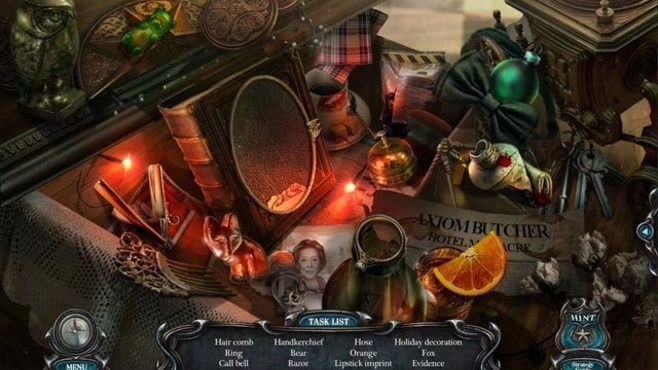 Haunted Hotel: The Axiom Butcher Collector's Edition Screenshot 6