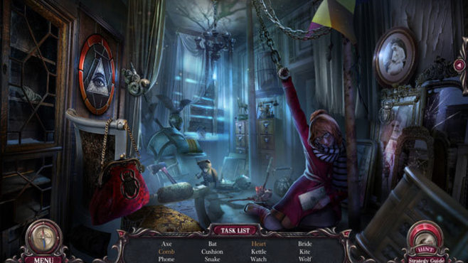 Haunted Hotel: The X Collector's Edition Screenshot 1