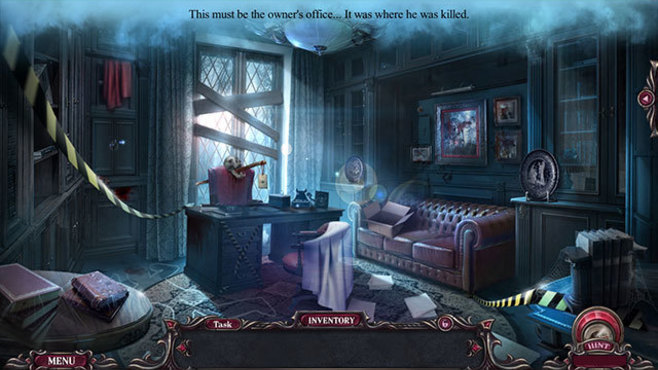 Haunted Hotel: The X Collector's Edition Screenshot 5