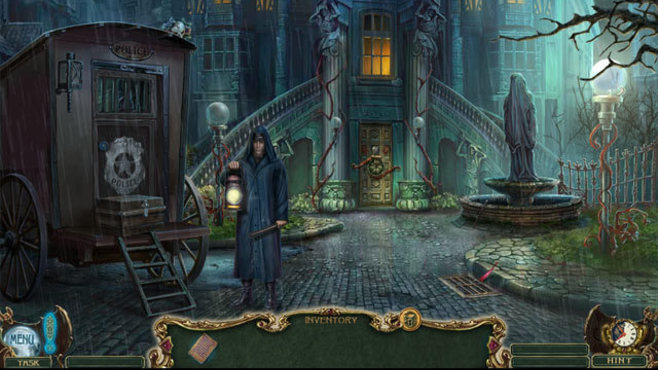 Haunted Legends: Faulty Creatures Collector's Edition Screenshot 1