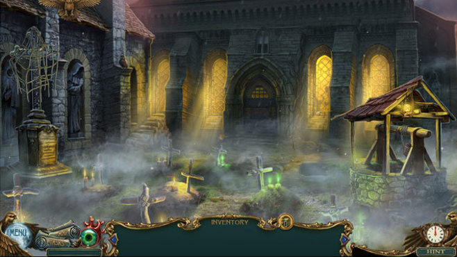 Haunted Legends: The Black Hawk Collector's Edition Screenshot 1