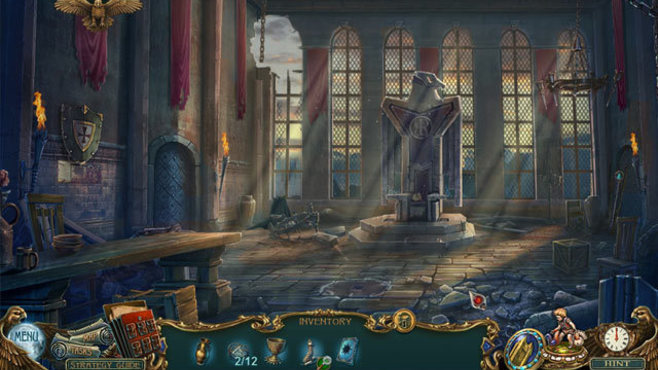 Haunted Legends: The Black Hawk Collector's Edition Screenshot 6