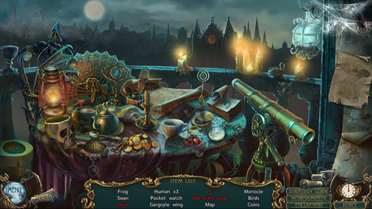Haunted Legends: The Call of Despair Collector's Edition Screenshot 3