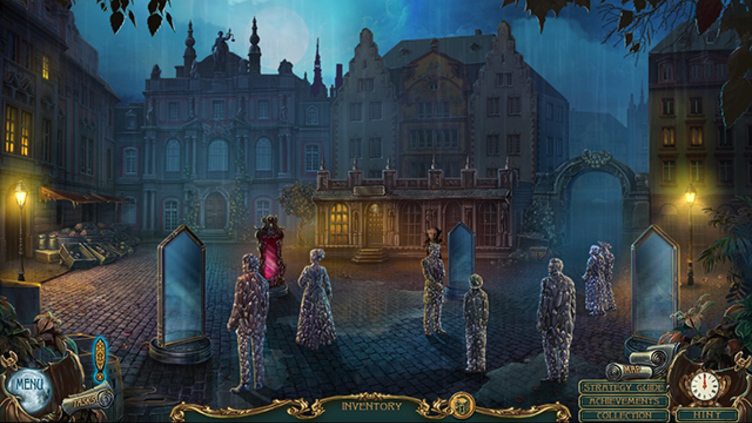 Haunted Legends: The Call of Despair Collector's Edition Screenshot 1