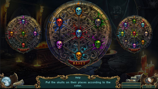 Haunted Legends: The Cursed Gift Collector's Edition Screenshot 2
