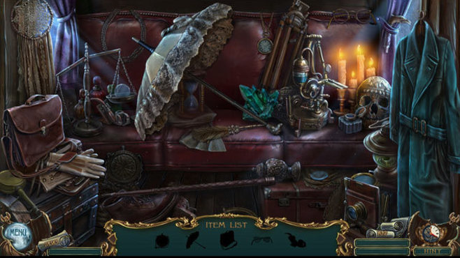 Haunted Legends: The Cursed Gift Collector's Edition Screenshot 3
