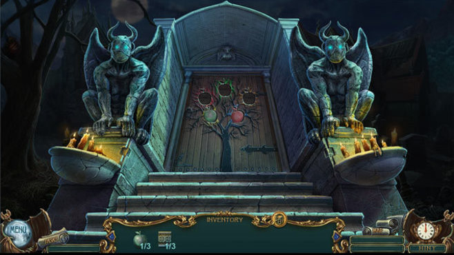 Haunted Legends: The Cursed Gift Collector's Edition Screenshot 1