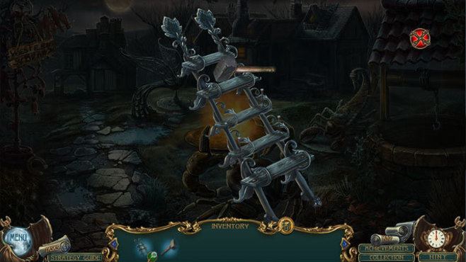 Haunted Legends: The Iron Mask Collector's Edition Screenshot 3