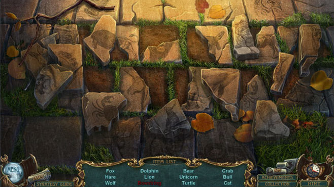 Haunted Legends: The Iron Mask Collector's Edition Screenshot 4