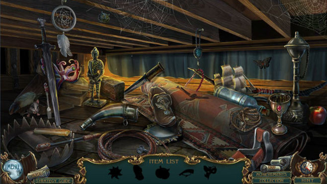 Haunted Legends: The Iron Mask Collector's Edition Screenshot 5