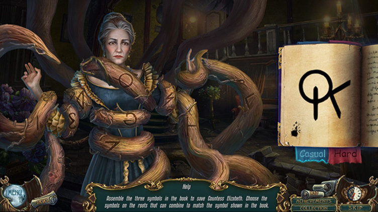 Haunted Legends: The Scars of Lamia Collector's Edition Screenshot 2