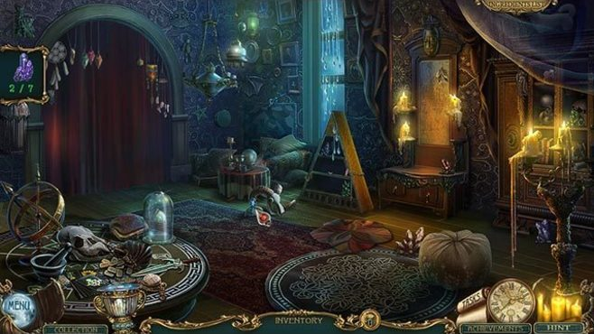 Haunted Legends: The Secret of Life Collector's Edition Screenshot 1