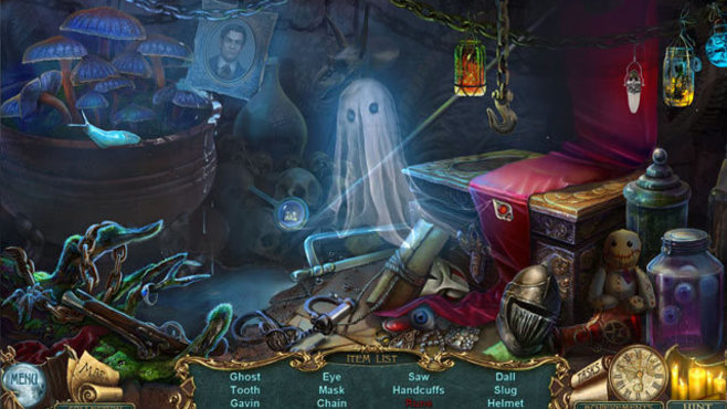 Haunted Legends: The Secret of Life Collector's Edition Screenshot 3