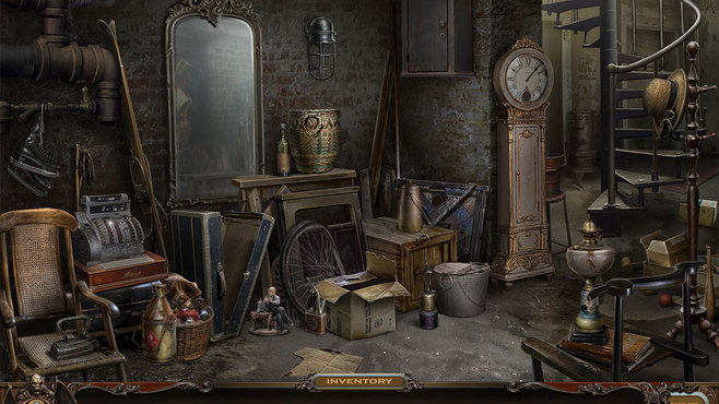 Haunted Manor: Lord of Mirrors Collector's Edition Screenshot 2