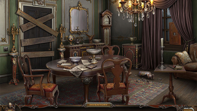 Haunted Manor: Lord of Mirrors Collector's Edition Screenshot 4