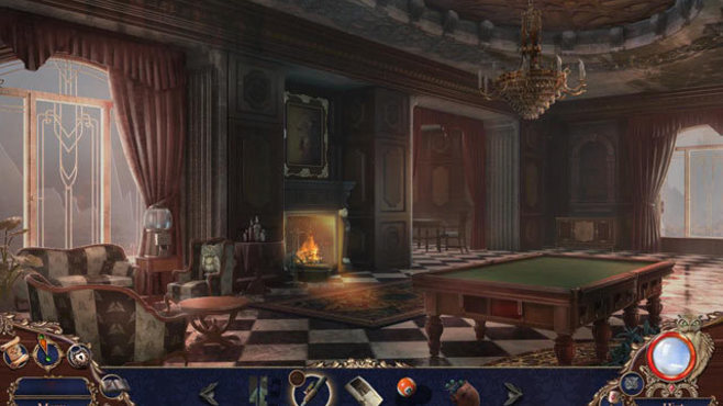 Haunted Manor: The Last Reunion Collector's Edition Screenshot 2