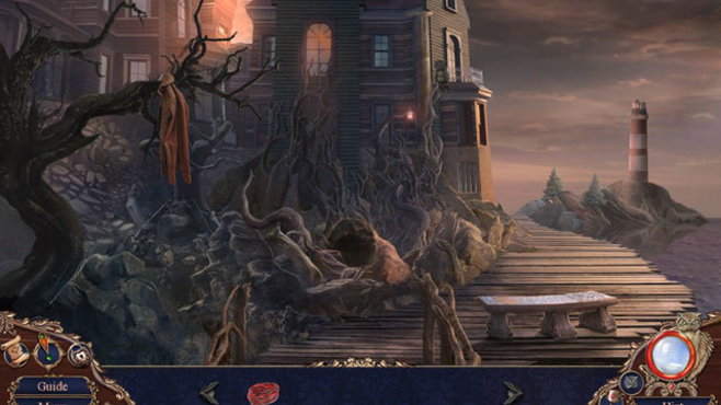Haunted Manor: The Last Reunion Collector's Edition Screenshot 1