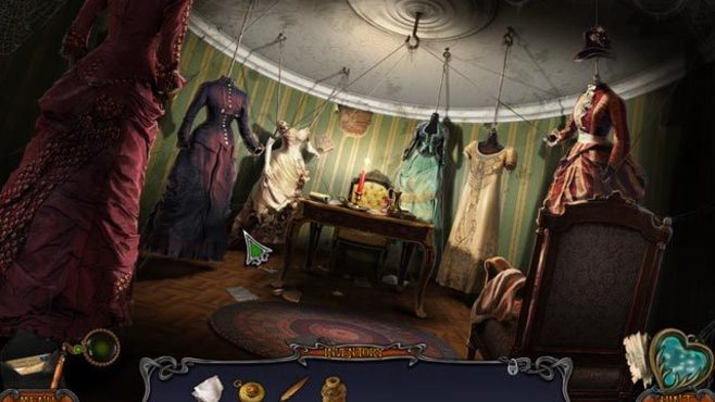 Haunted Train: Spirits of Charon Collector's Edition Screenshot 2