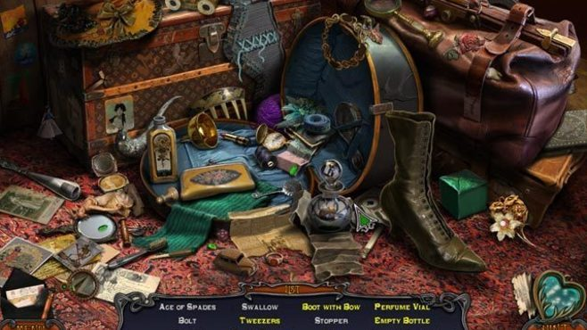 Haunted Train: Spirits of Charon Collector's Edition Screenshot 5