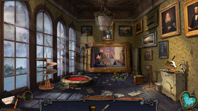 Haunted Train: Spirits of Charon Collector's Edition Screenshot 6