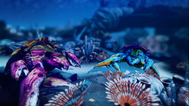 Borderlands 2: Sir Hammerlock vs. the Son of Crawmerax Screenshot 2