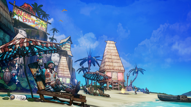 Borderlands 2: Sir Hammerlock vs. the Son of Crawmerax Screenshot 4