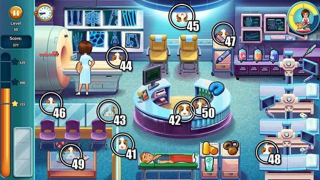 Heart's Medicine: Hospital Heat Collector's Edition Screenshot 4